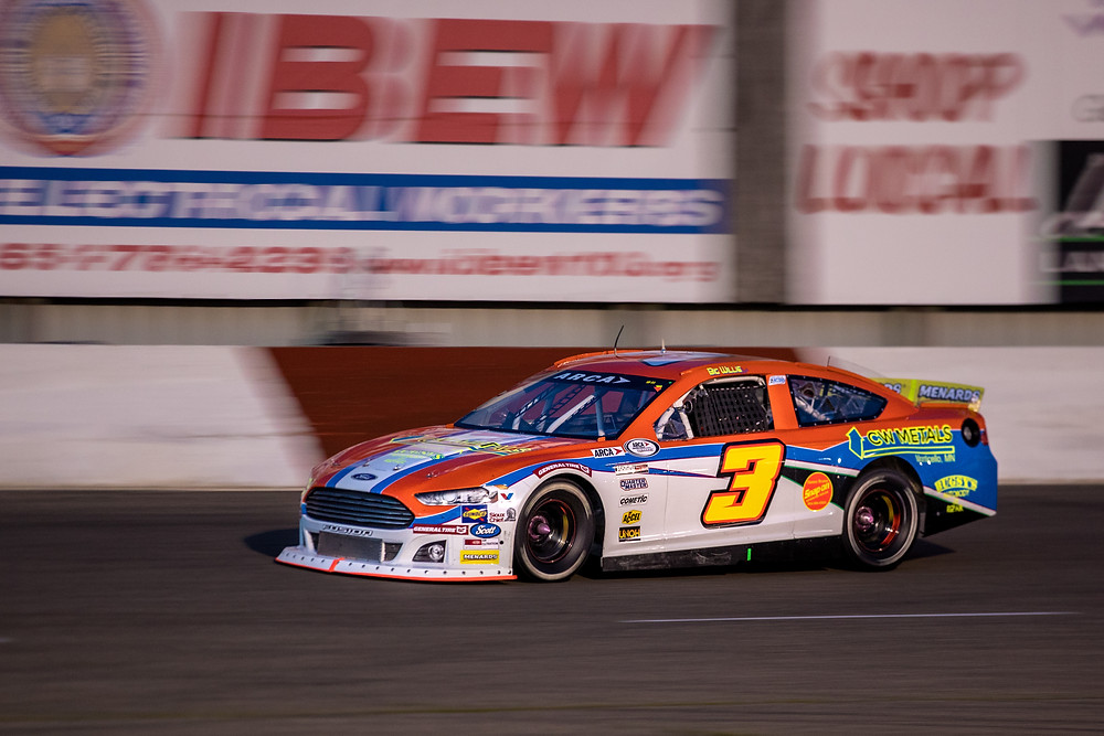 Willie Mullins at Elko Speedway