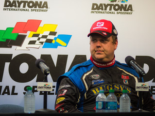 Mullins Opts Out of Talladega to Focus on Business