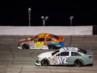 Willie Mullins Earns 12th-Place Finish At Salem Speedway