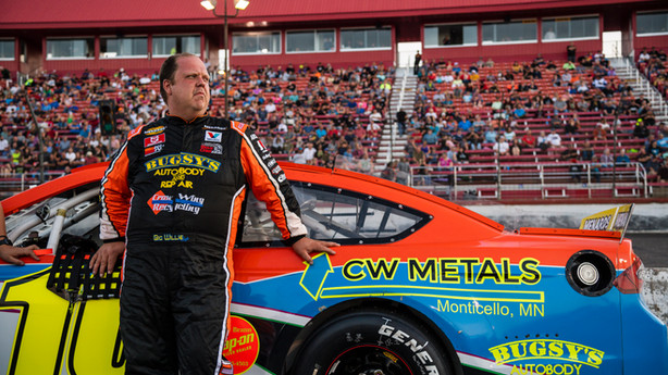 Willie Mullins Finishes Eighth In Elko ARCA Race