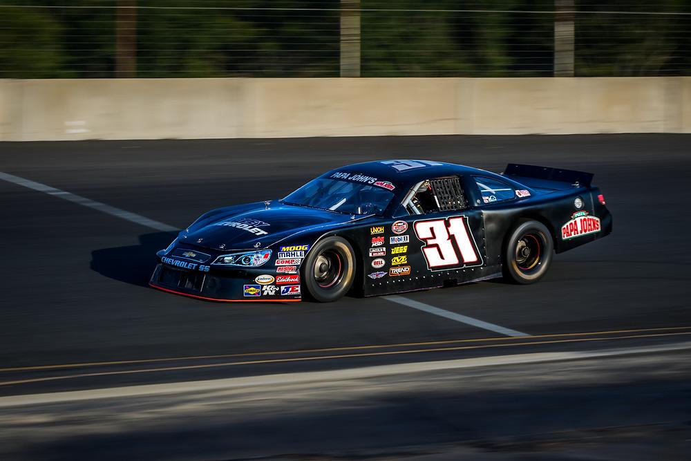 Robert Bruce Finished 2nd Saturday Night at Dominion Raceway