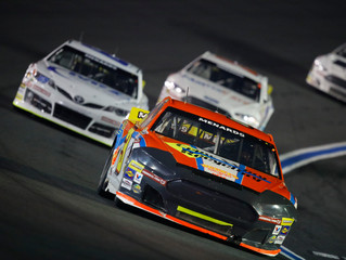 Hard Work Gets Mullins On Track At Charlotte