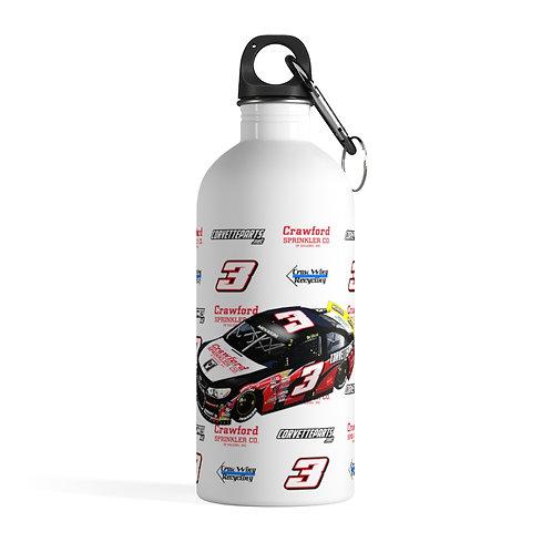 2021 Willie Mullins Daytona Stainless Steel Water Bottle