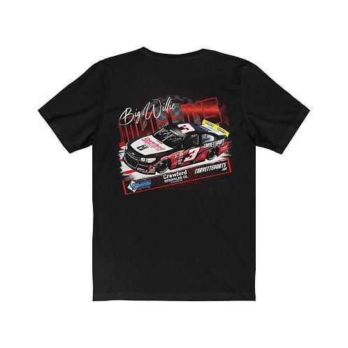 2021 Mullins Racing Daytona Tshirt