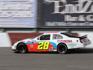 Rookie, Robert Bruce, Puts Together Solid Finish in ARCA Debut