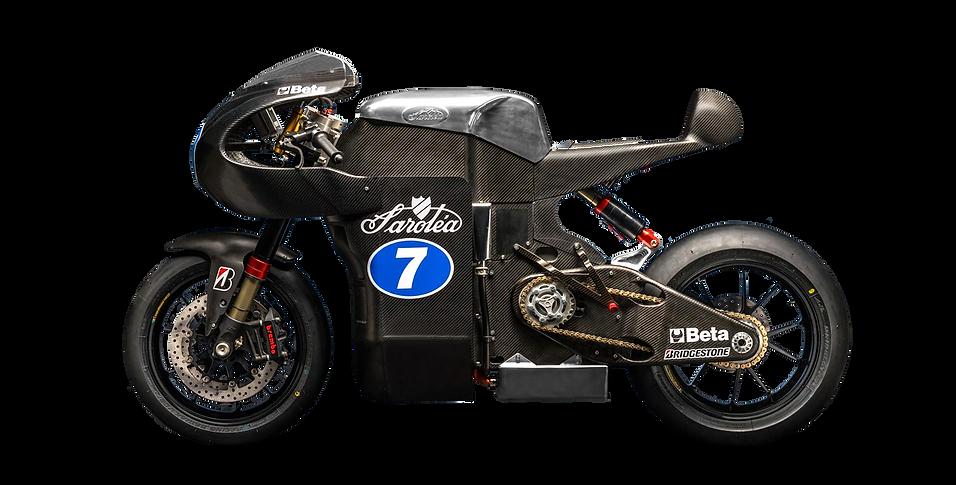 Saroléa SP7 TT 2014
