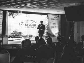 Saroléa lights up Spark E#Day