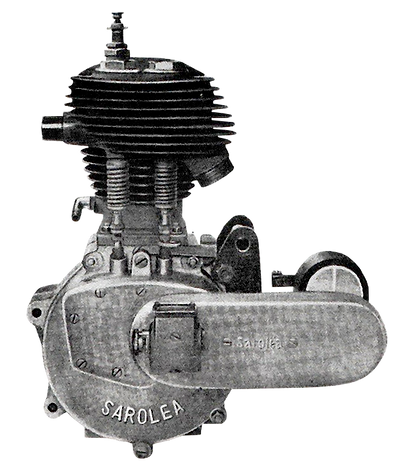 Saroléa Type 25 O ENGINE