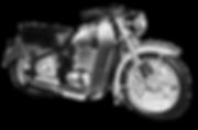 Sarolea 125cc two-strokes Oiseau Bleu in 1950