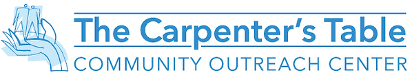 The Carpenter's Table Community Outreach Center logo