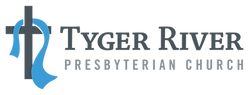 Tyger River Presbyterian Church Horizonial Logo (2014)