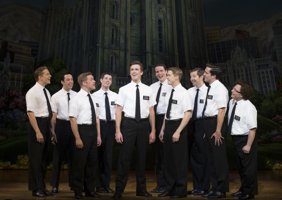 Book of Mormon - Broadway/National Touring Cast