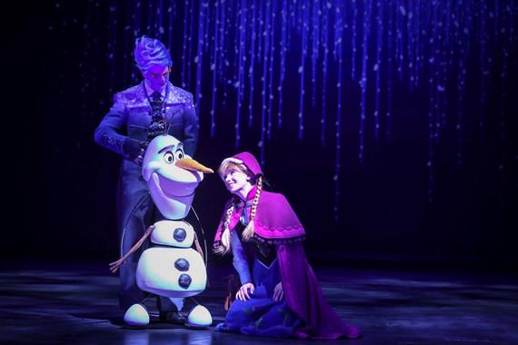 Frozen - Disney Cruise Line
