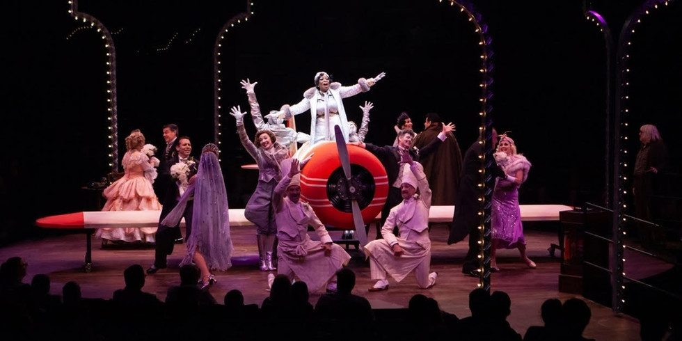 The Drowsy Chaperone - Broadway at Music Circus