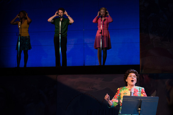 Mrs Miller Does Her Thing - Signature Theatre, DC
