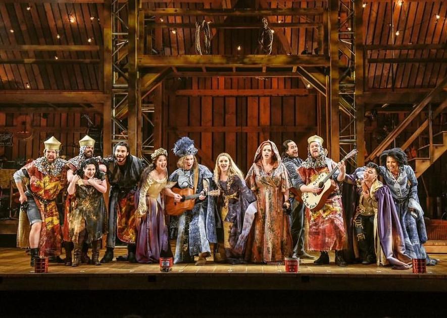 Hood - Dallas Theatre Center