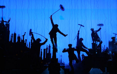 Mary Poppins - 1st National Tour