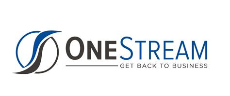 OneStream GET BACK TO BUSINESS
