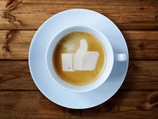 AROMA auf Facebook