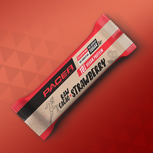 Raw Cacao and Strawberry (30 bars)