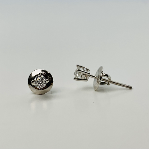 .20ctw Diamond Stud Earrings - Classic Collection