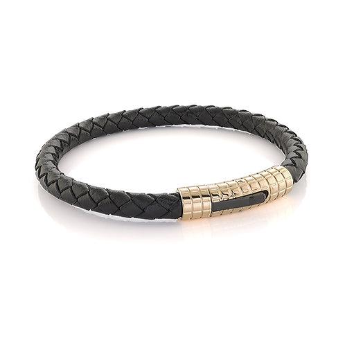 ITALGEM Classico Leather Bracelet