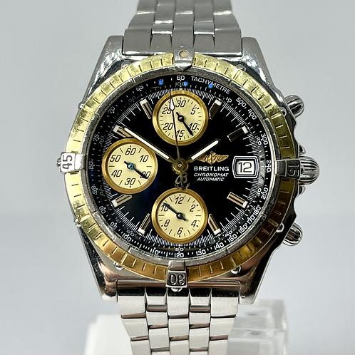 Breitling Chronomat 2-Tone Chronograph