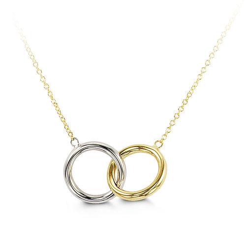 10kt Gold Forever Necklace 3035