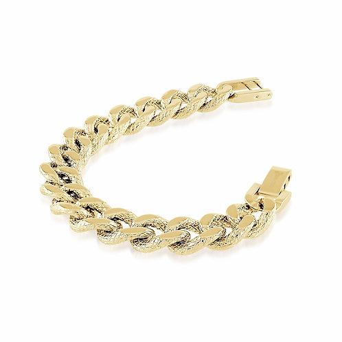 ITALGEM 15MM Curb Bracelet