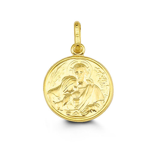 10kt Gold Bella Noah Communion Charm