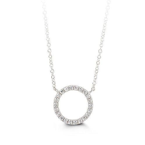 10kt Gold Forever Necklace 3032