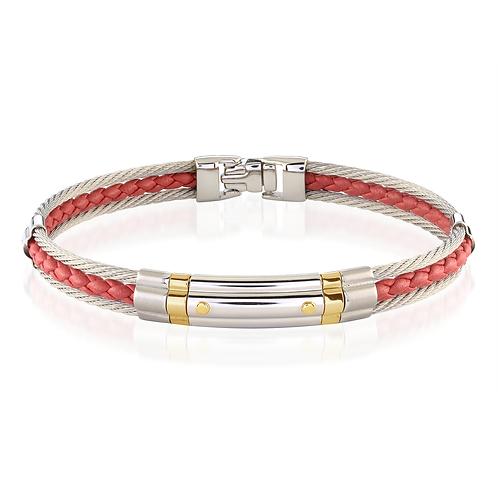 ITALGEM Orsino Cable Bracelet