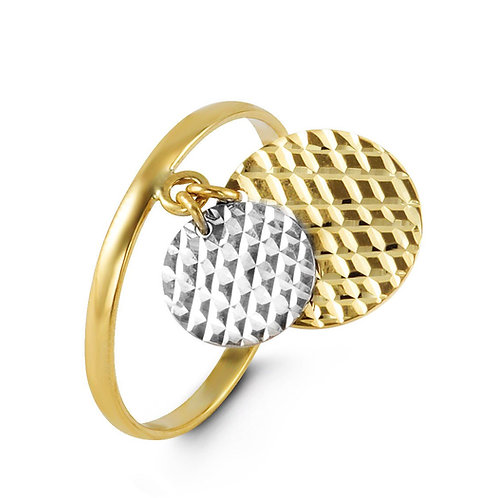 10k Gold Jojo Ring