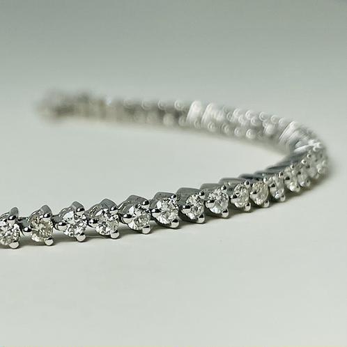 10kt Gold 2.00ctw Diamond Tennis Bracelet