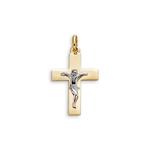 10kt Gold Bella Faith Cross