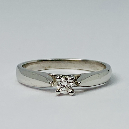 .15ct Diamond Solitaire - Classic Collection