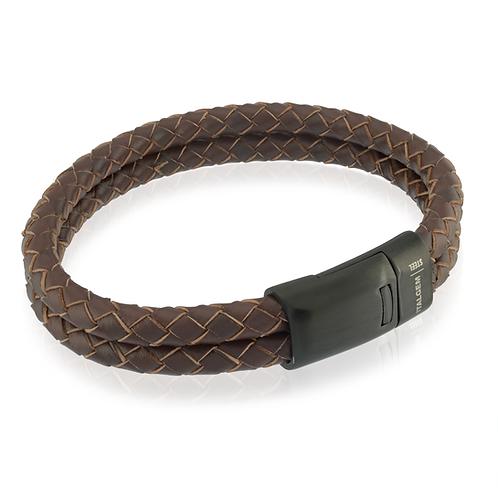 ITALGEM Moderno Leather Bracelet