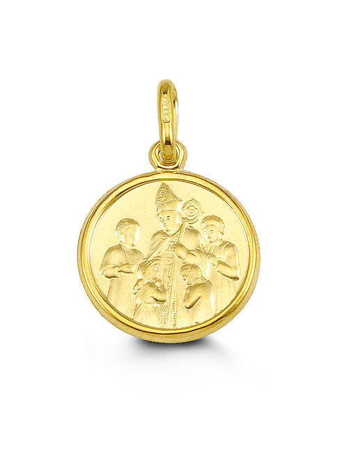 10kt Gold Bella Noah Confirmation Charm