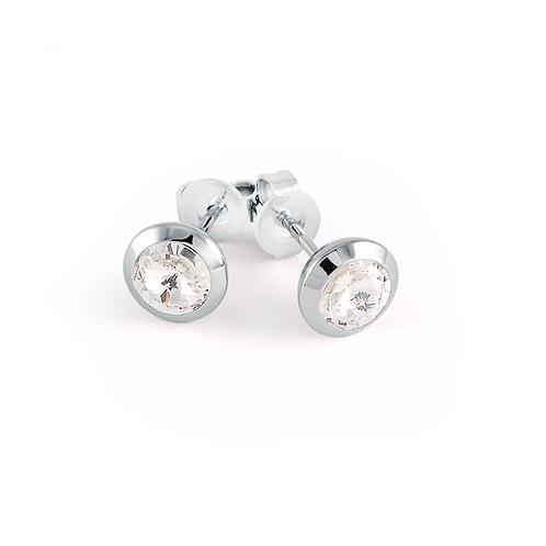 ITALGEM CZ Stud Earrings