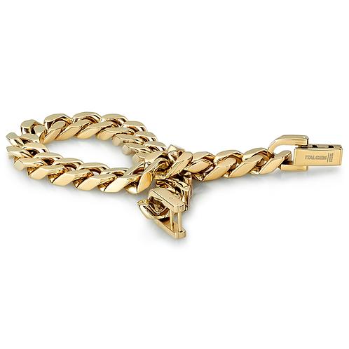 ITALGEM 9.4MM Curb Bracelet