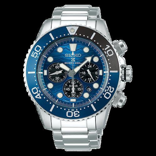 Seiko Prospex Solar Chronograph Diver SSC741P1
