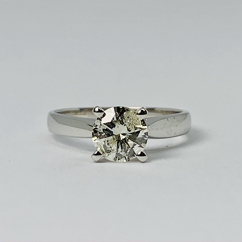 1.00ct Diamond Solitaire - Classic Collection