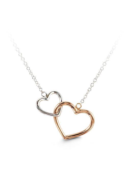 10kt Gold Forever Necklace 3038