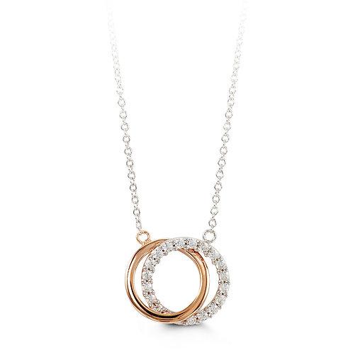 10kt Gold Forever Necklace 3036
