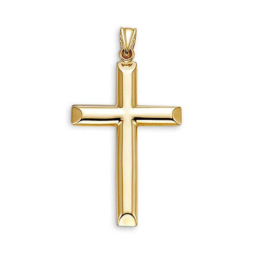 10kt Gold Bella Faith Large Cross
