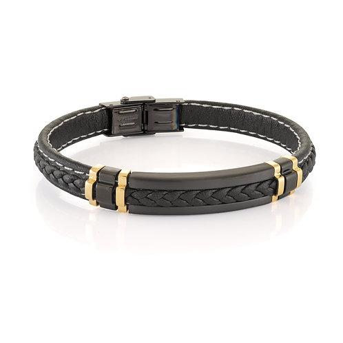 ITALGEM Artis Leather Bracelet