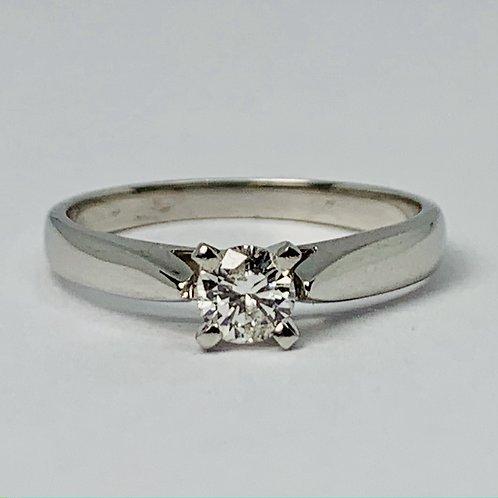 .25ct Diamond Solitaire - Classic Collection