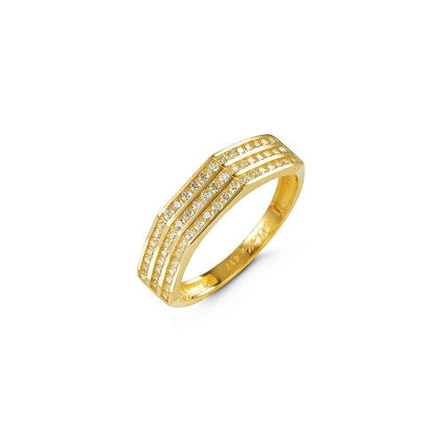 10k Gold Ettie Ring
