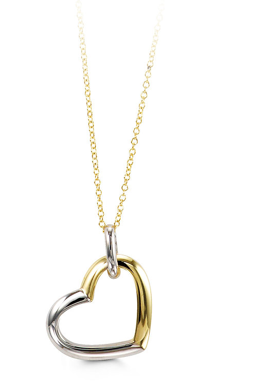 10kt Gold Forever Necklace 3041