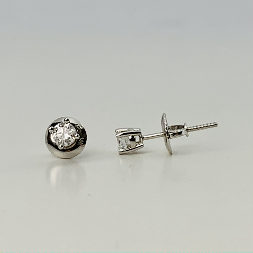 .30ctw Diamond Stud Earrings - Classic Collection